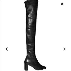 f676bf80790 Saint Laurent Shoes - YSL Saint Laurent LouLou Over The Knees boots